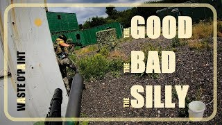 The Good. The Bad. The Silly. - Magfed Paintball