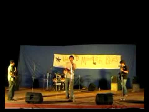Do you know what the blues man said (Mammoth blues) - Manipal Jam team