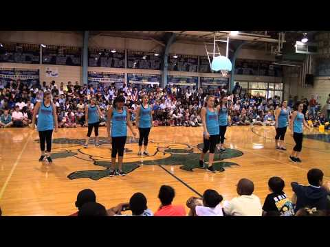 2014 Brame PepRally Performance 10-9-14