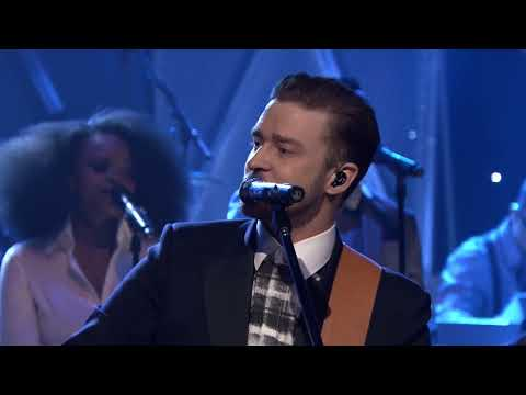 Justin Timberlake   Not A Bad Thing Live On The Tonight Show Starring Jimmy Fallon