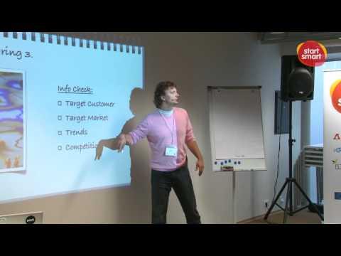 Preparing your startup idea. Yrjö Ojasaar (workshop 1)