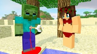 Zombie Life 2 - A Minecraft Animation