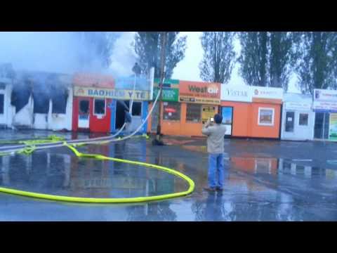 Vietinfo.eu - Cháy tại chợ sapa 2/5/2014
