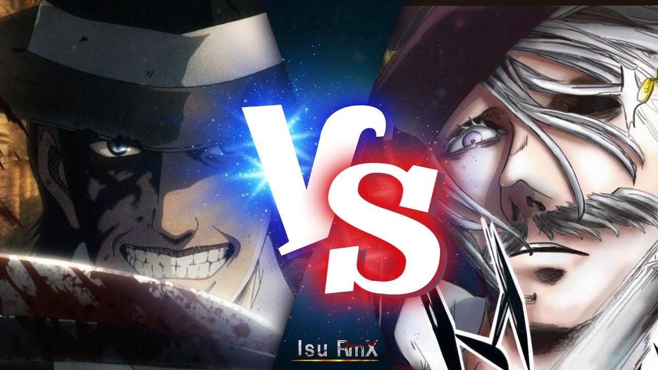 Kenny el Destripador VS Jack el Destripador || RAPNAROK || Isu RmX