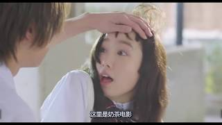 自卑女生用长刘海盖住眼睛,她勇敢剪掉后,连校草都主动和她交往