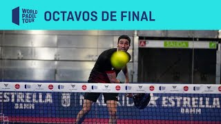 Resumen Octavos de Final Masculino (Segundo Turno) ADESLAS Open