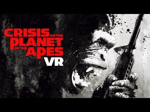 crisis on planet of the apes
