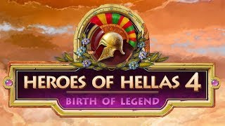Heroes of Hellas 4: Birth of Legend Video Game - Level 1