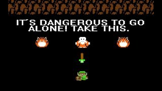The Evolution of Zelda