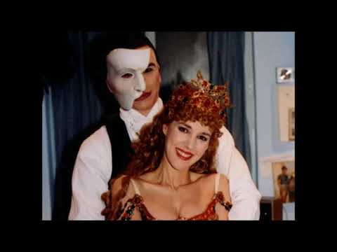 Kevin Gray, Dodie Pettit - Phantom of The Opera - 1992 - Title Song