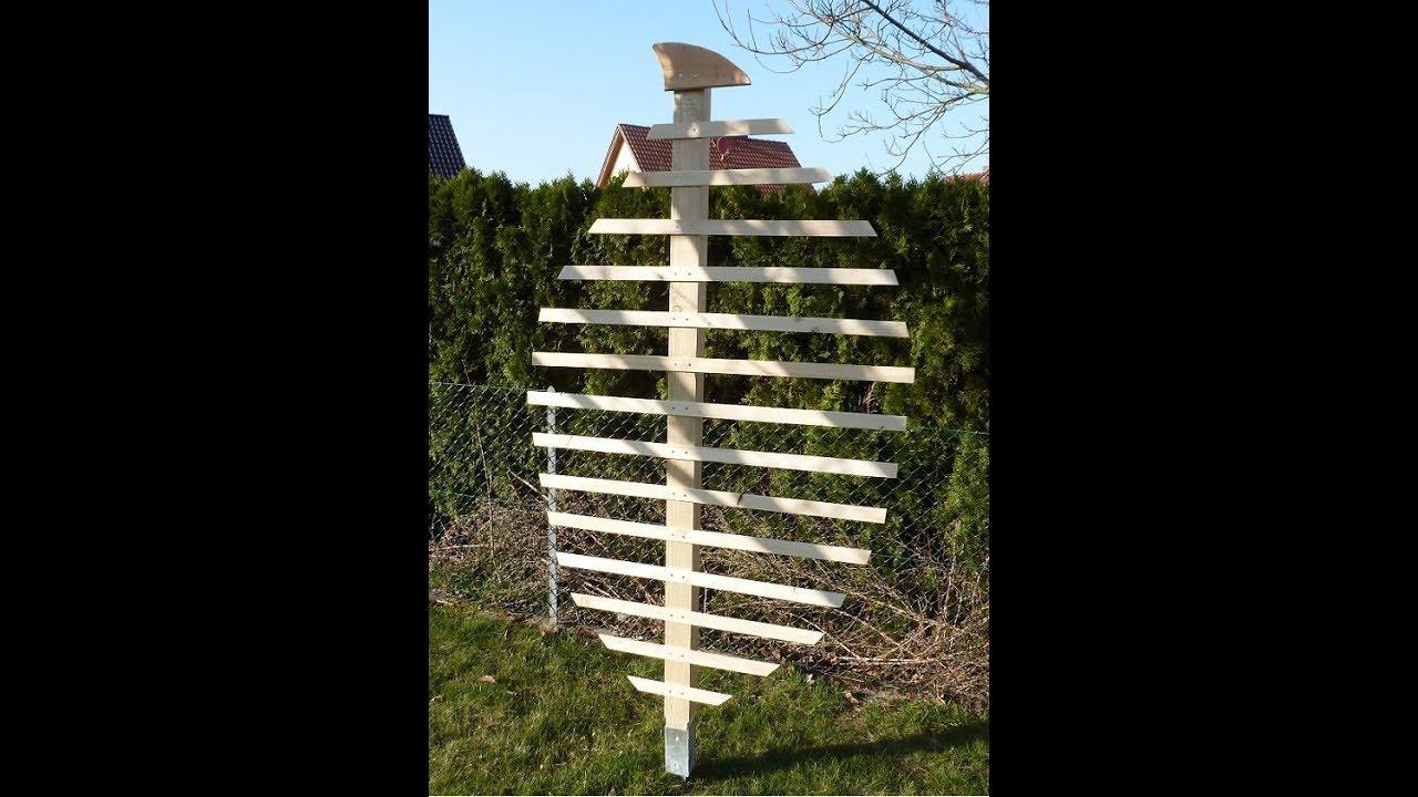 Klettergerüst Holz Selber Bauen : Schaukelgestell holz klettergeruest mit nestschaukel rutsche