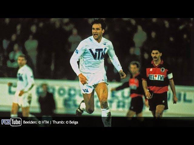 1994-1995 - Beker Van België - 03. Kwartfinale - FC Seraing - Club Brugge 1-2