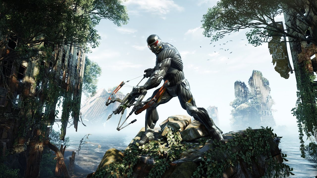 EA Crysis 3 Official Announce Gameplay Trailer (HD) - YouTube