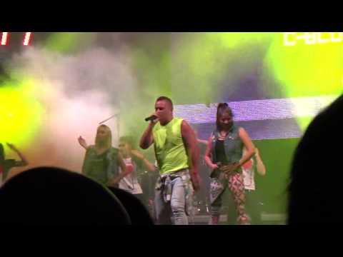 UFO Karibi party Budapest Park 2015 09 12