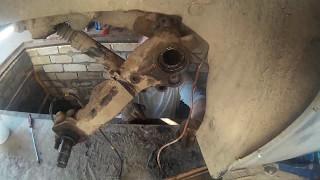 Ремонт задней балки, подвески на Peugeot, Пежо 206(В этом видео я подробно покажу вам как разобрать торсионную подвеску на пежо, как снять заднюю балку или..., 2016-12-10T08:45:07.000Z)