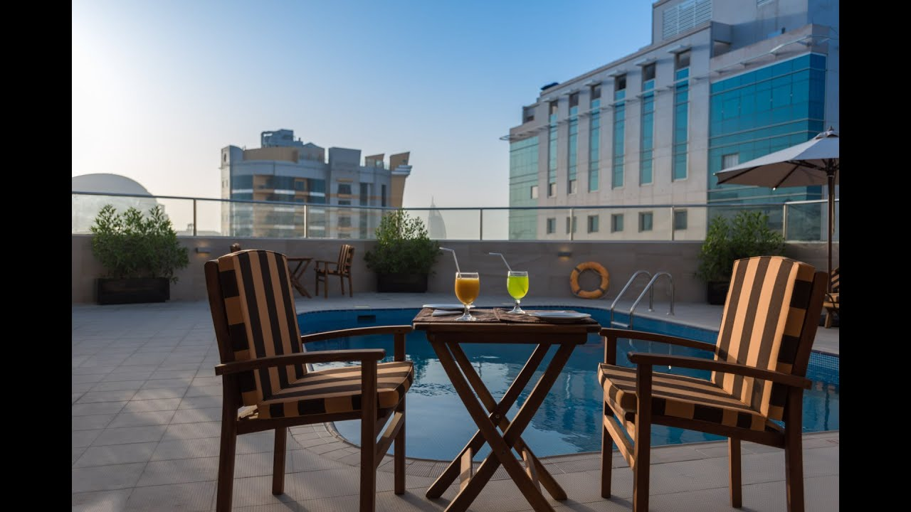 City Stay Prime Hotel Apartment - Dubai - YouTube