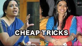 Rajashekar Jeevitha Cheap Tricks To Make Daughter Popular?