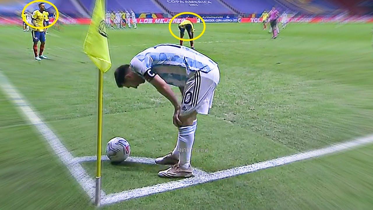 Unbelievable Lionel Messi Goals at Argentina