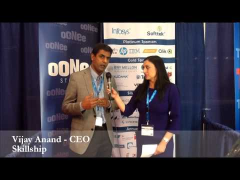 TiEcon 2015 Vijay Anand Interview at TiETV Lounge