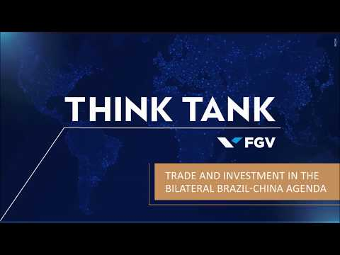 Think Tank FGV - Trade and investment in the bilateral Brazil-China agenda, Economist Lia Valls