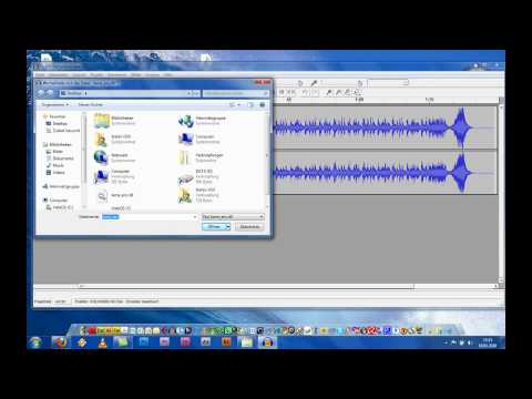 Kostenfrei WAV to MP3 umwandeln Tutorial !German! 1080p