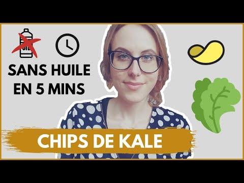chips-de-chou-kale-sans-huile