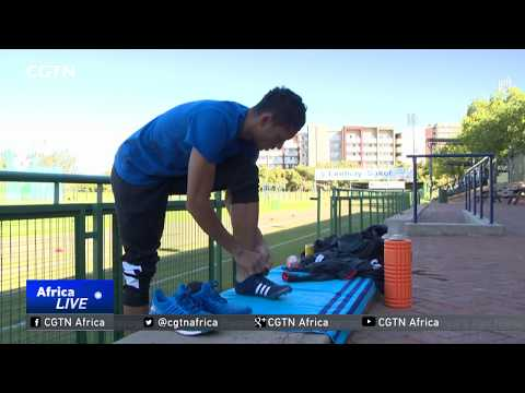South African athletics coach Ans Botha honoured