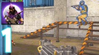 MaskGun Multiplayer - Gameplay Walkthrough Part 1 - Free FPS Shooter