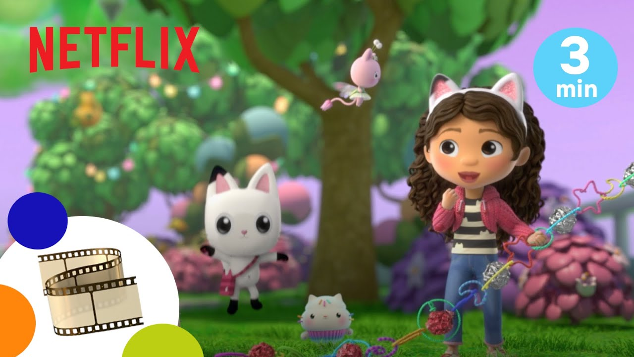 La casa della bambole di Gabby | Salviamo CatRat | Netflix Jr