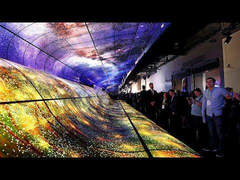 شاهد: ابتكارات في معرض لاس فيغاس للتكنولوجيا