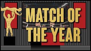 WWE 2K15   Universe Mode Slammy Awards - MATCH OF THE YEAR (Series 2)