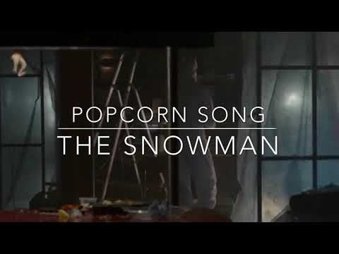 Popcorn song! The Snowman (dance scene)