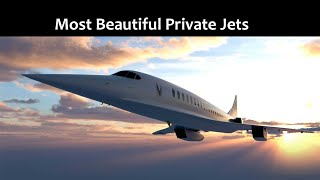 Most Beautiful Private Jets 2018 /2019 WITH PRICE