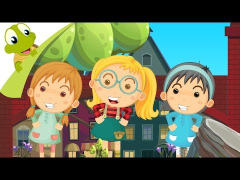 The More We Get Together   Kids Song and Nursery Rhyme