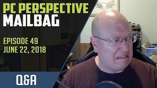 PCPer Mailbag #49 - Being Josh Walrath