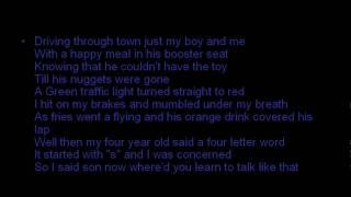 Rodney adkins watching you lyrics
