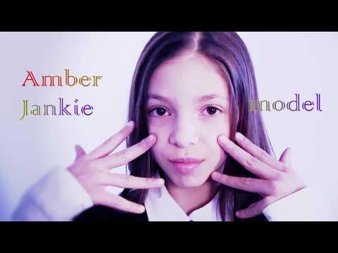 Modeling Video Shoot Amber Jankie