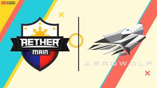 AETHER vs AEROWOLF - YUJI THE MAGE GOD PHARSA - MSC 2018 - MOBILE L...