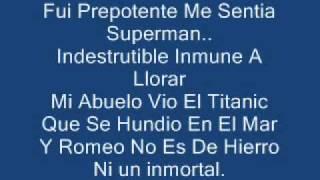 Romeo Santos-Soberbio+Letra