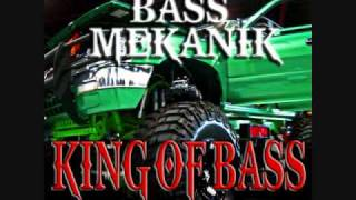Bass Mekanik King Of Bass Album 2011