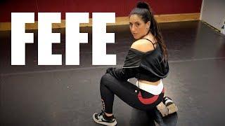 FEFE 6ix9ine ft. Nicki Minaj, Murda Beatz Dance Choreography by Aleta Thompson