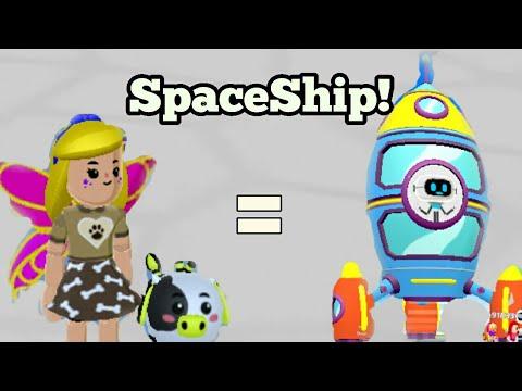 WE JUST FOUND SPACESHIP!!!~Pk XD🔥