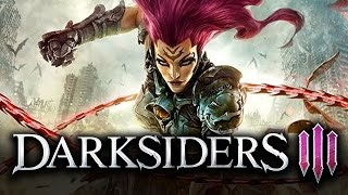 DARKSIDERS 3 Officially Revealed!  New Gameplay Screenshots and Trailer Soon!