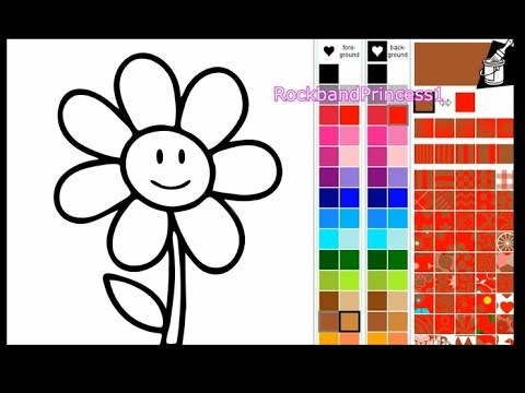 flower-coloring-pages---coloring-pages-for-kids