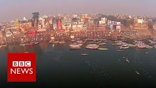 'Mother' Ganges becomes a legal person   BBC News