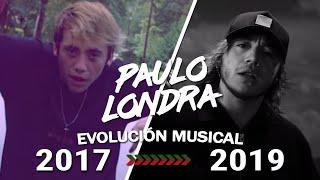 "Paulo Londra - Evolución Musical (2017 ""Relax"" - 2019 ""HomeRun"")"