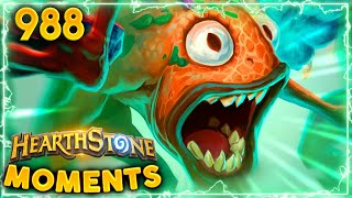 DON'T BE SURPRISED WHEN RNG DESTROYS YOU!!! | Hearthstone Daily Moments Ep.988