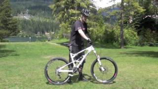 MOUNTAIN BIKE TRICK TIP: World