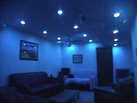 Apartment Light Show Arduino Style & Apartment Light Show: Arduino Style - YouTube