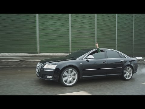 Audi C мотором от Lamborghini. за 990 тысяч рублей.